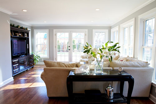 Custom residential remodeling
