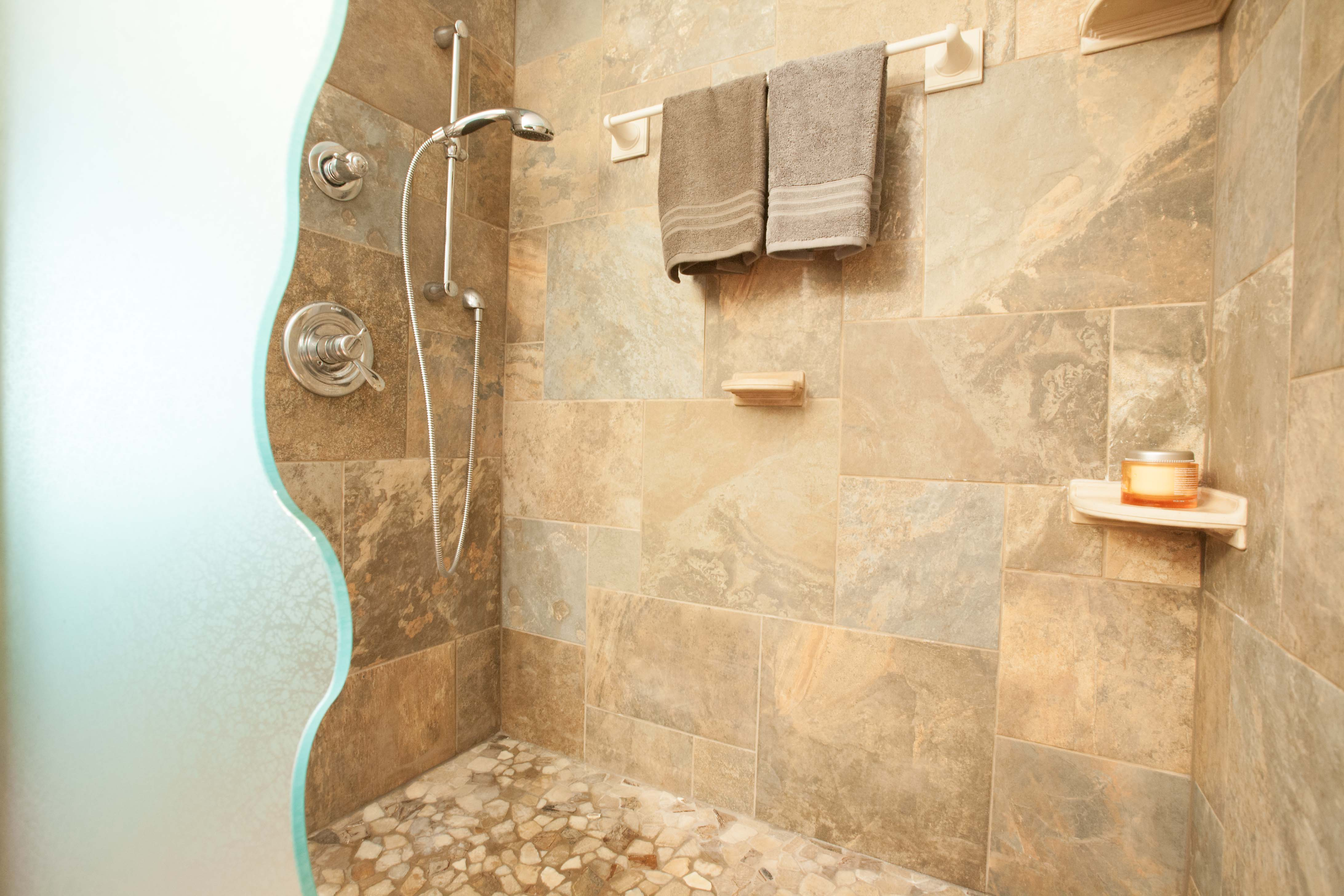 Anderson Shower Remodel